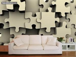 Papier Peint Ado : puzzle cadre ~ Dallasstarsshop.com Idées de Décoration
