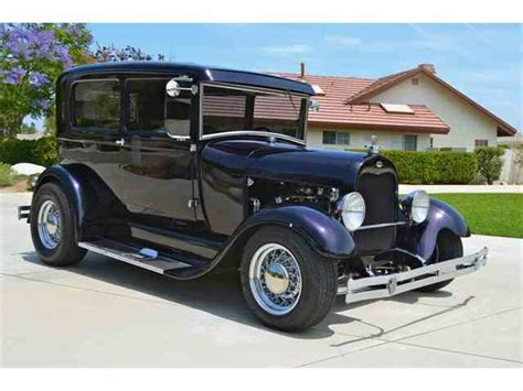 1928 Ford Model A by 1928 Ford Model A For Sale On Classiccars