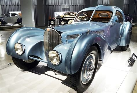 Type 57s were built from 1934 through 1940, with a total of 710 examples produced. 2017 Arizona Concours d'Elegance to feature Bugatti ...