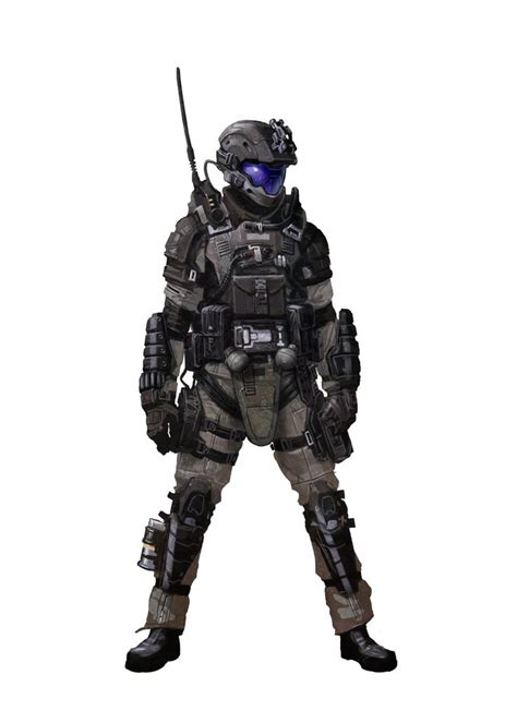 Artstation Halo 3 Odst Iterations Isaac Hannaford Sci