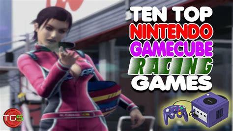Ten Top Nintendo Gamecube Racing Games