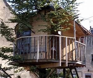 Comment Faire Une Cabane Dans Les Arbres : construire une cabane dans le jardin ~ Melissatoandfro.com Idées de Décoration