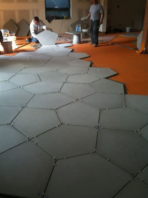 cement tile floor ortiz mexia projects inc