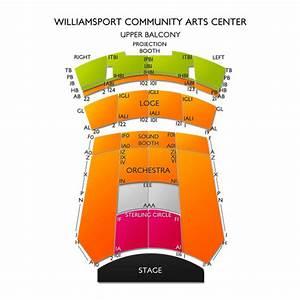 Williamsport Community Arts Center Tickets