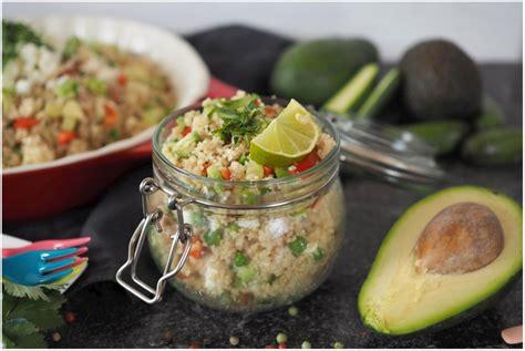 meal prep fuer unterwegs couscous salat