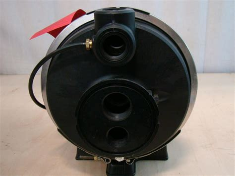 Sta-rite 1hp Deep Well Jet Pump 3450rpm 1ph Ple-2l