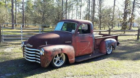 1953 Chevrolet Truck by 1953 Chevrolet Truck Patina For Sale