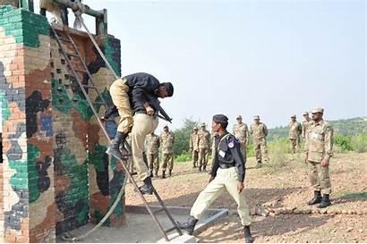Army Pakistan Training Pak Police Terrorism Law
