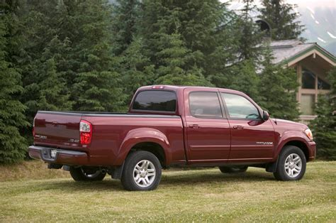 Toyota Tundra Length by 2006 Toyota Tundra Reviews And Rating Motor Trend