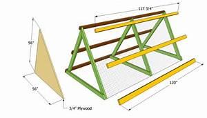 A Frame Chicken Coop Plans MyOutdoorPlans Free