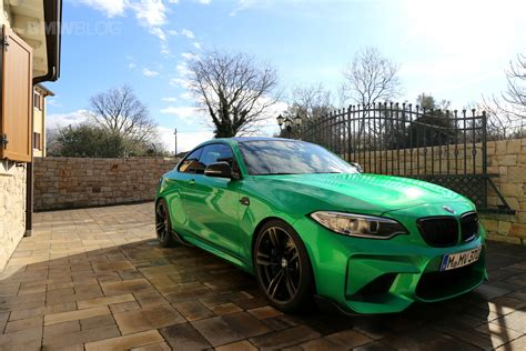 java green bmw owner spotlight michael s bmw m2 in java green