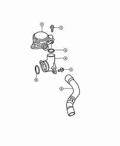 Jeep Grand Cherokee Valve  Pcv  Diesel  Crankcase  Engine