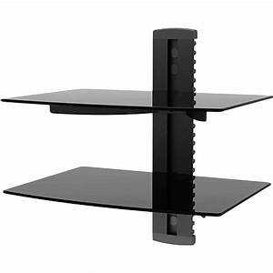 Wall Mounted Tv With Wall Mounted Shelves