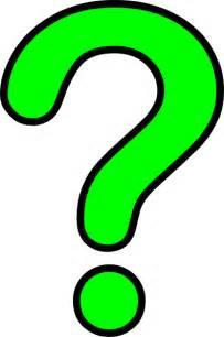 Question Mark Clip Art Free