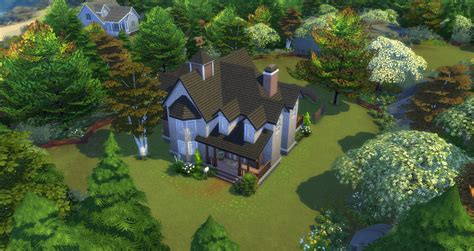 brindleton bay country family home  sims forums