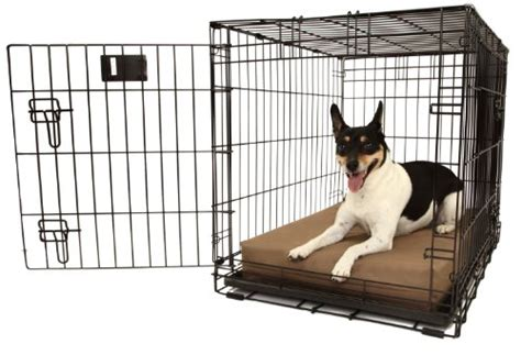 tear proof bed orthopedic 4 crate pad by big barker waterproof