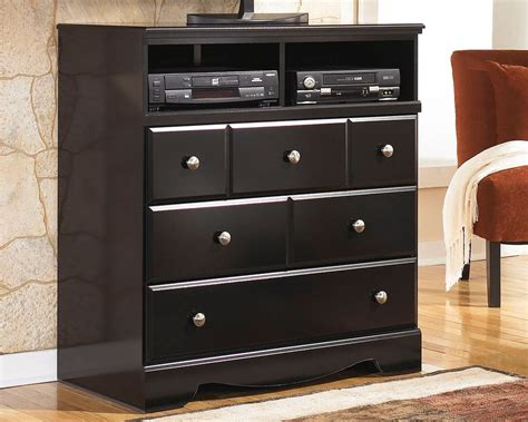signature design  ashley bedroom shay media chest