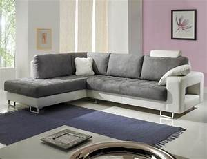 deco salon avec canape d39angle With salon avec canape d angle