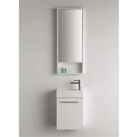 gäste wc waschbecken mit unterschrank und spiegel dansani g 195 164 ste wc waschtisch set inkl spiegel 40x20x48cm