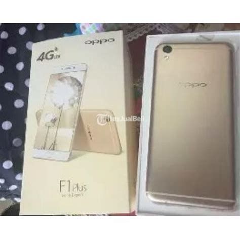 handphone android oppo f1s gold 4 64gb like new harga