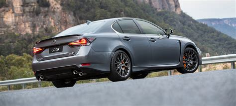 gsf lexus 2016 lexus gsf pricing and specifications photos 1 of 34