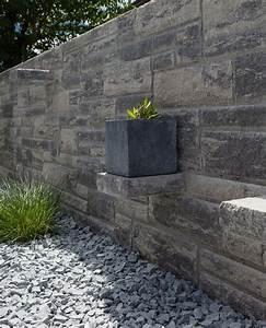 Mauer Als Sichtschutz : die besten 25 sichtschutz stein ideen auf pinterest steinzaun steinmauern und steingarten mauern ~ Eleganceandgraceweddings.com Haus und Dekorationen