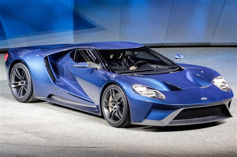 Ford Gt by Ford Gt Production Expanded To Four Years