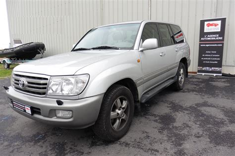 voiture occasion toyota land cruiser sw idee auto images