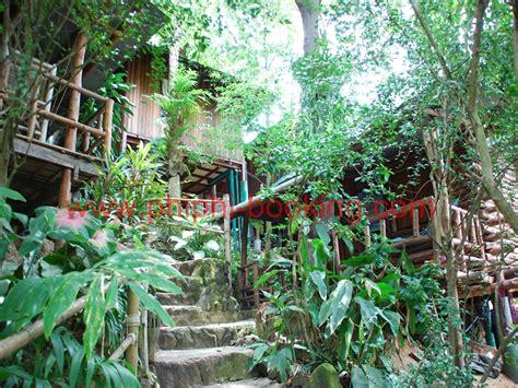 Tropical Garden Bungalow Phi Phi Island In Phi Phi Thailand