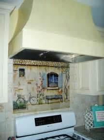 ceramic tile murals for kitchen backsplash country kitchen backsplash tiles wall murals