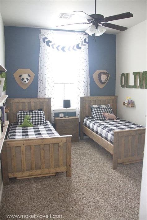 boy bedrooms ideas  pinterest boys room ideas