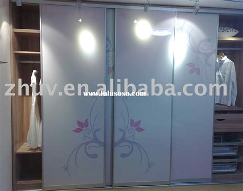 wooden wardrobe with sliding mirror doors for sale price
