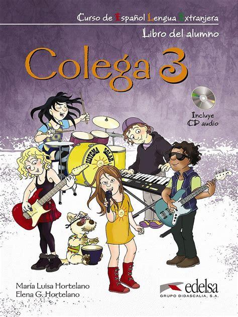 Colega 3, комплект учебник и тетрадка + CD от — цена ...