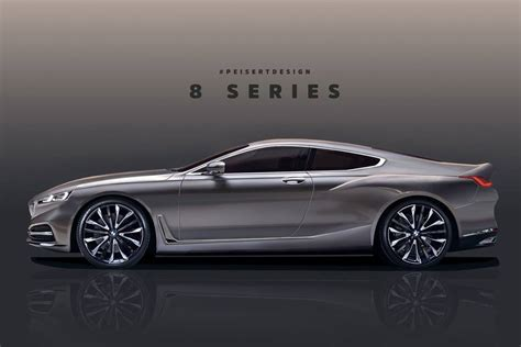 new 8 series bmw new bmw 8 series rendered based on official teaser 2019