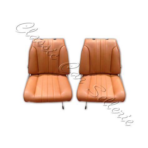 siege cabriolet ensemble 2 garnitures sièges avant 304 cabriolet simili
