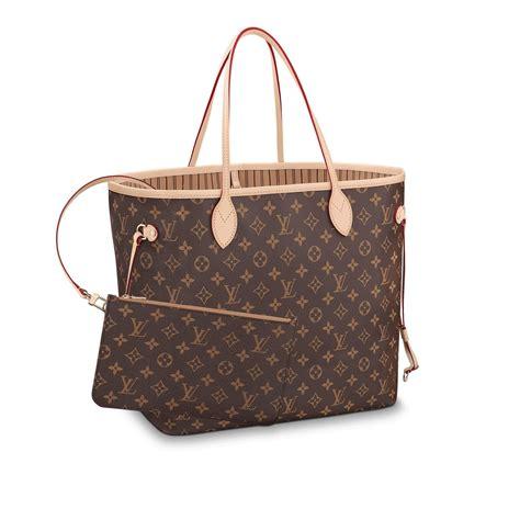 neverfull gm monogram handbags louis vuitton