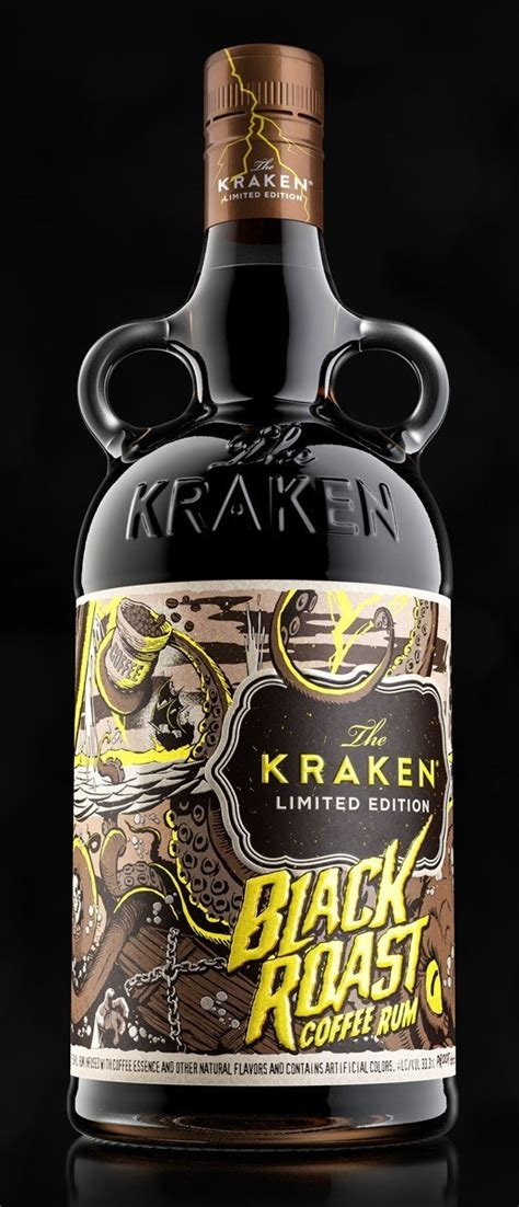 Maybe you want to drink black coffee because it cuts calories; Review: The Kraken Black Roast Coffee Rum - Best Tasting Spirits | Best Tasting Spirits