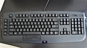 Razer Anansi Mmo Gaming Keyboard Review  Pc