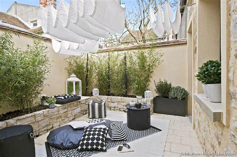 quatre idees deco pour amenager votre terrasse maison