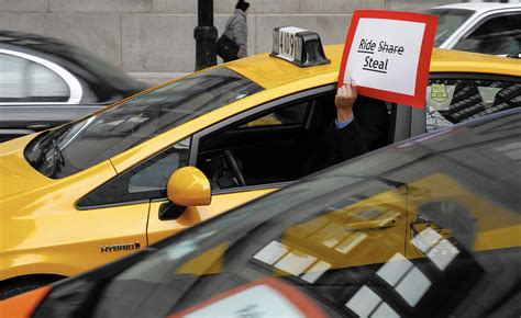 Don't Over-regulate Uber, Deregulate Taxis