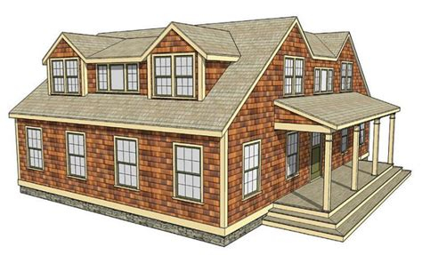 Roof Dormer Plans by Attaching A Shed Dormer Roof Homebuilding