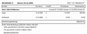 Integral Rechnung : integration der variable netto betrag in der hotelsoftware bei lteren rechnungslayouts ~ Themetempest.com Abrechnung