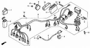 2002 Honda 350 Rancher Atv Wiring Diagram