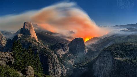 Yosemite Nature Hd Wallpaper For Pc Desktop Free Download