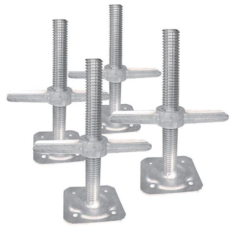 metaltech leveling jack 4 pack i ibsjp12h4 the home depot