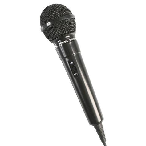 budget dynamic microphone pulse
