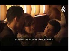 Cristiano, su hijo y Messi bromean antes de la gala del