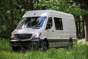 Mobile Homes: T... Outside Van