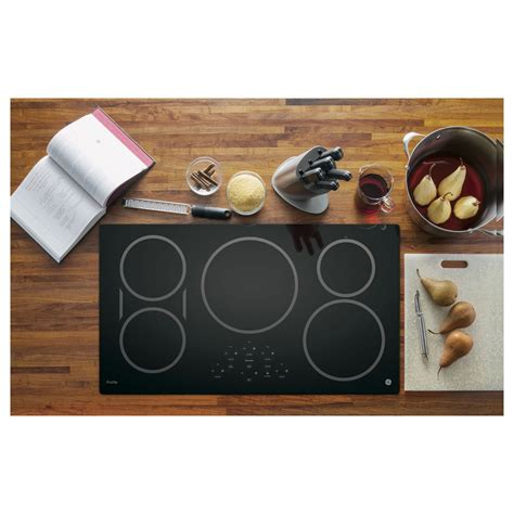 ge cooktop induction profile 36 electric inch built ceramic series touch control cooking cooktops smoothtop appliances whirlpool manuel surface overstock