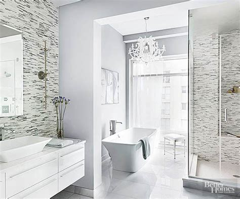 modern bathroom design ideas better homes gardens